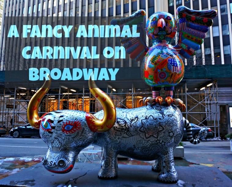 fancy animal carnival broadway nyc