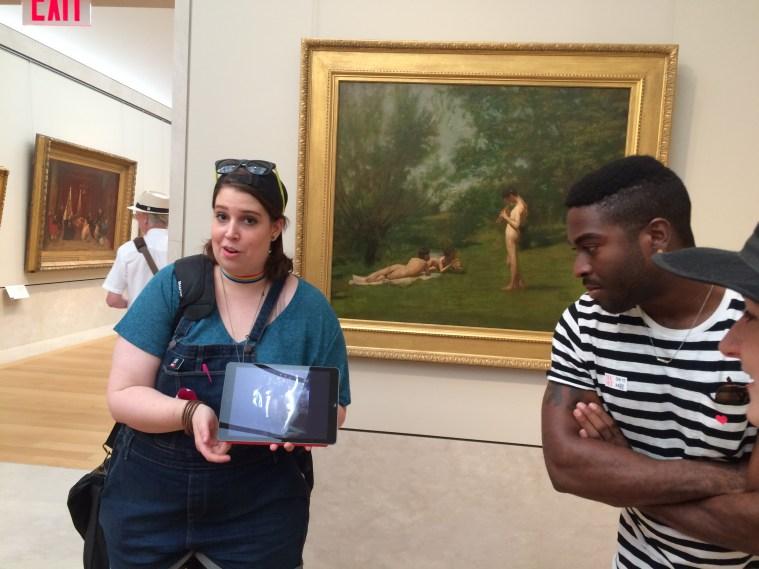 Museum Hack Thomas Eakins