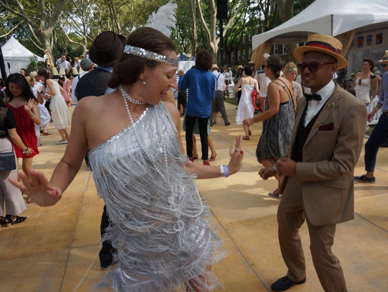 jazz age lawn party preview dance floor