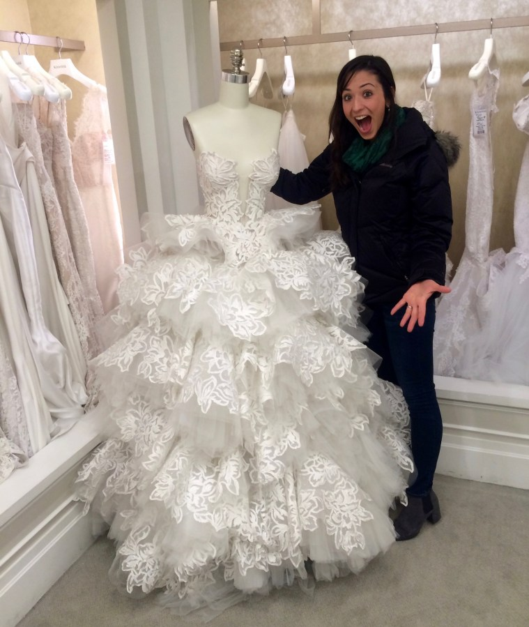 Wedding Gowns In Nyc: Jaded New Yorkers Experience Kleinfeld Bridal (the One