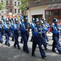 Parade du Memorial Day à New York : pompiers, policiers et Marines au rendez-vous