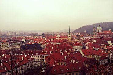 Prague Rooftops New Yorker Meets London