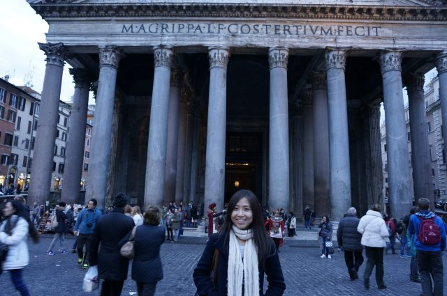 Pantheon New Yorker Meets London