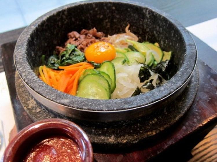 Bimbimbap Kimchi