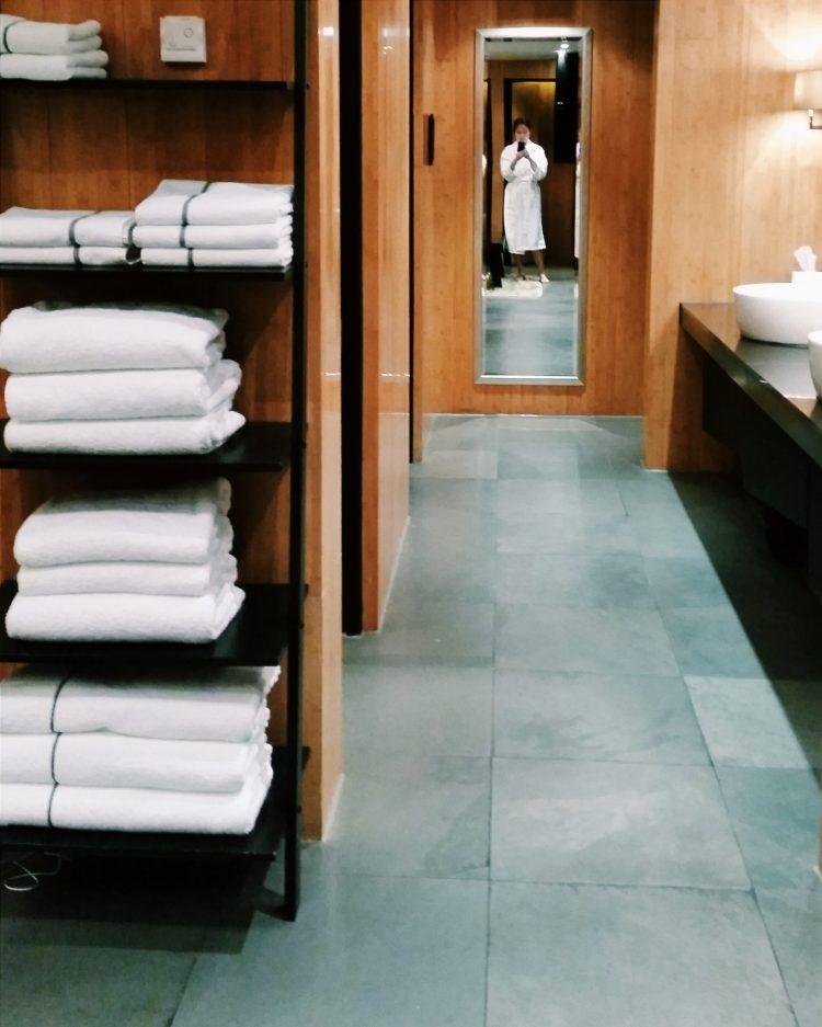 Rosewood Hotel Sense Spa
