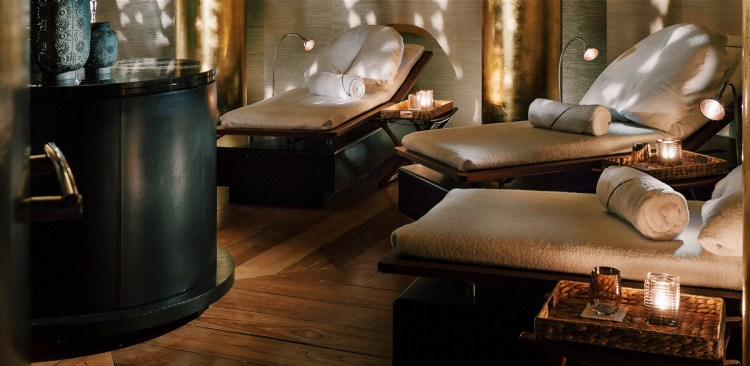 Relaxation Room Rosewood Sense Spa