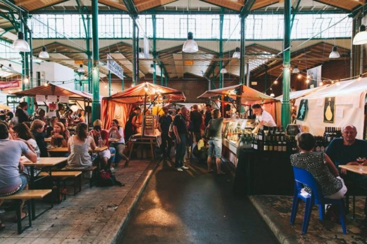 Street Food Market Berlin