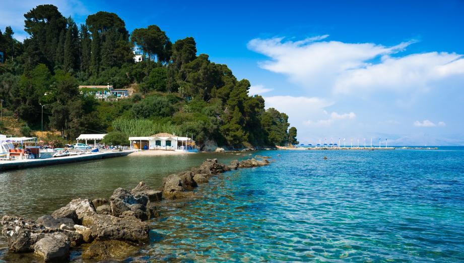 corfu travel destination