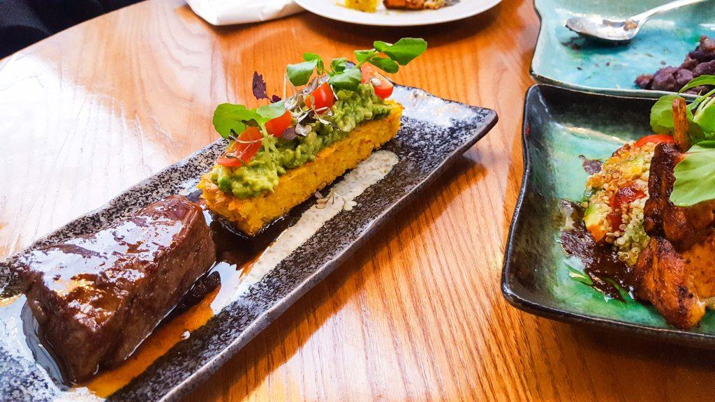 Peruvian Restaurant London Pisqu