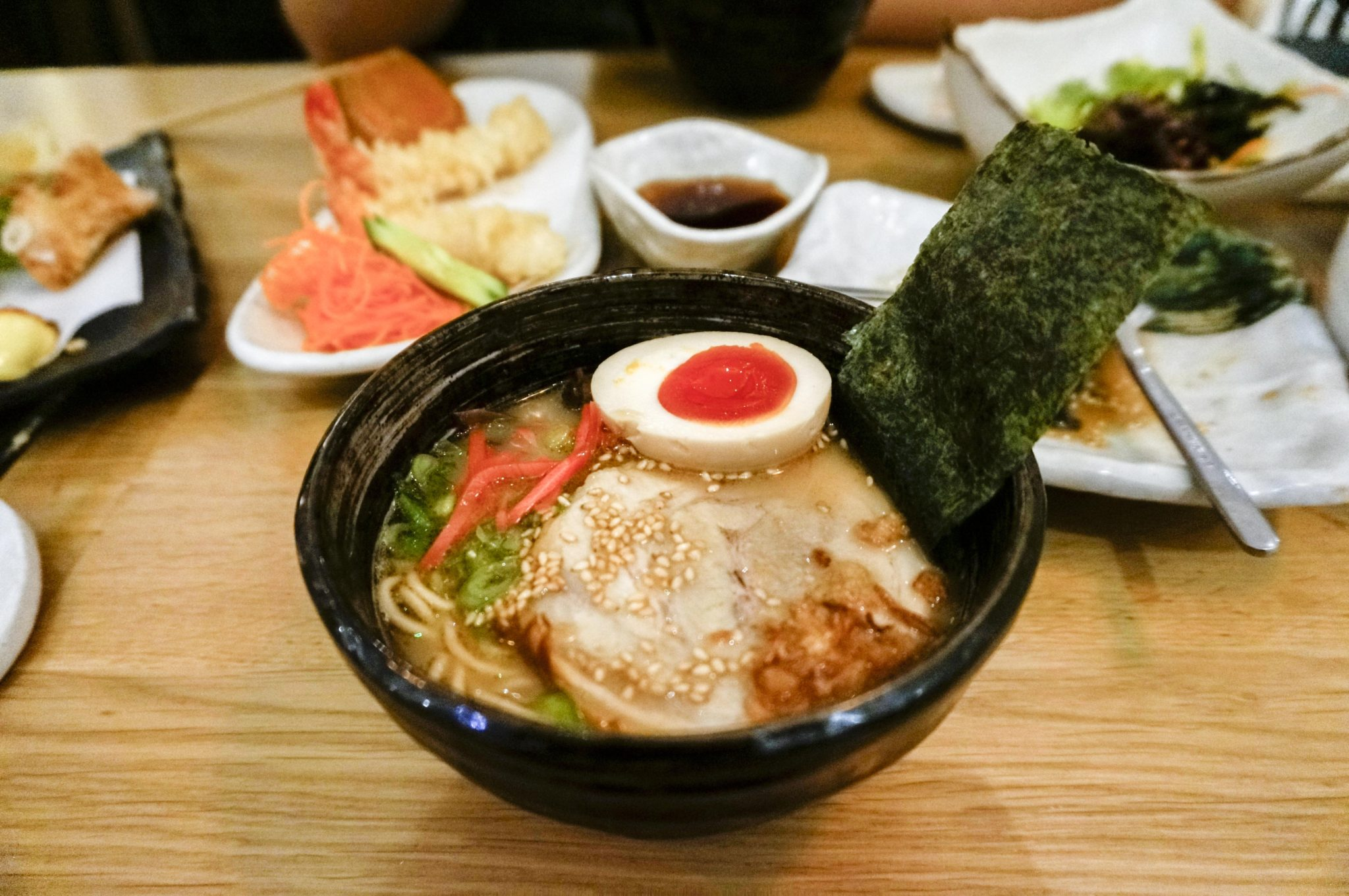 shoryu ramen london