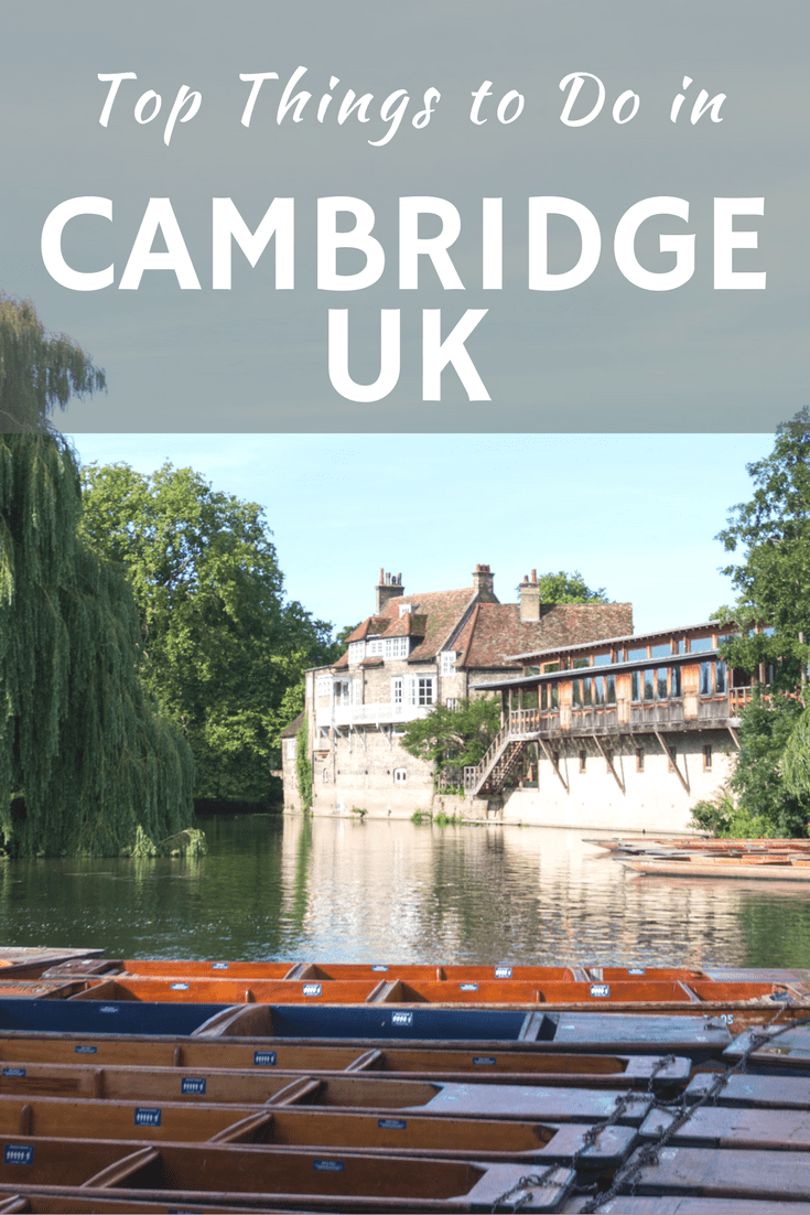 top things to do in cambridge