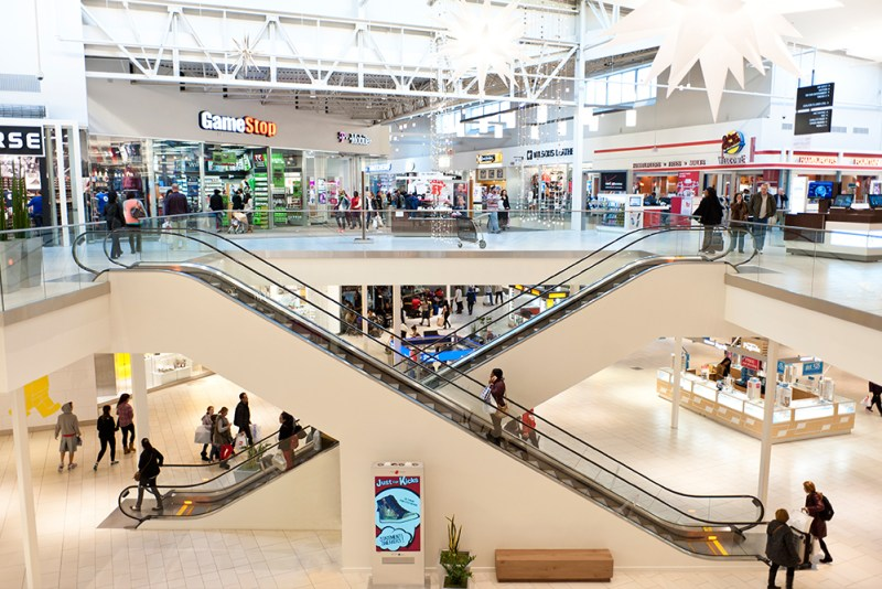 Jersey Gardens is very convenient and I prefer to go to this one because it's the closest outlet mall from Manhattan and it has the perfect size. It's smaller than the Woodbury Common Premium Outlet, with 2 floors and all the brands you need.