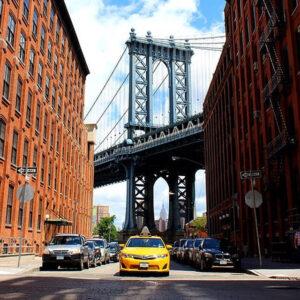Dumbo Brooklyn Manhattan Bridge
