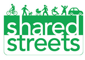 NYC Shared Streets Logos