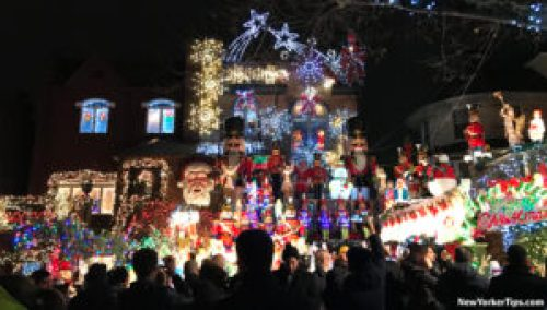 The Spata House - Dyker Heights Christmas Lights 2016