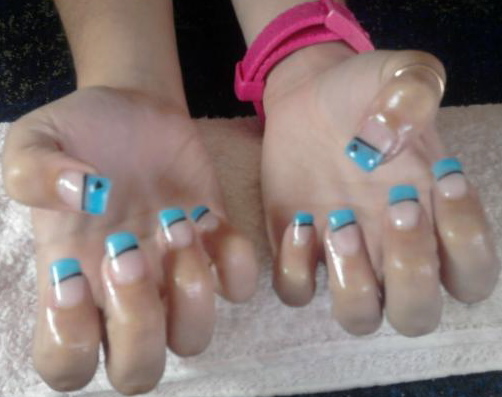 Nail Polish Trends for Fall 2010 (5/6)