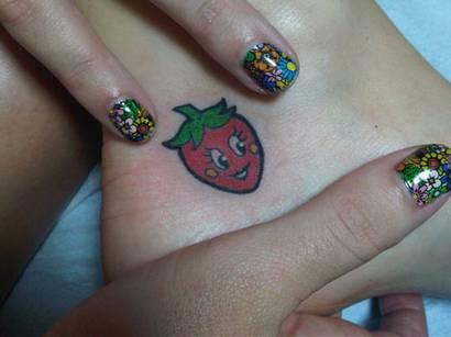 Nail Inspiration, Part I: Katy Perry (6/6)