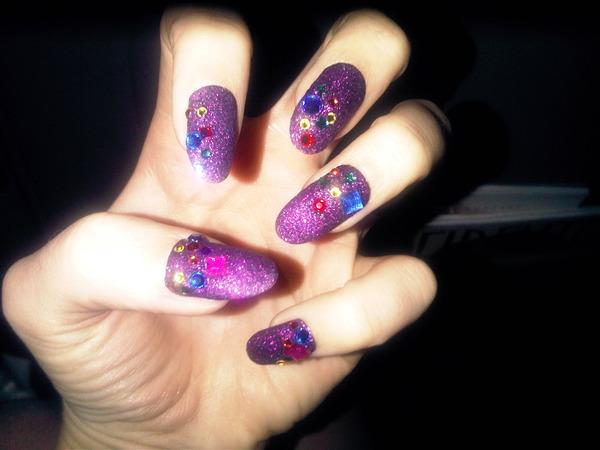 Nail Inspiration, Part I: Katy Perry (4/6)