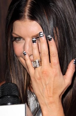 Nail Inspiration, Part III: Fergie (1/6)