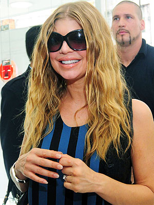 Nail Inspiration, Part III: Fergie (4/6)