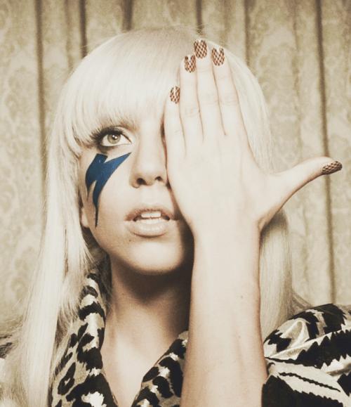 Nail Inspiration, Part 2: Lady Gaga (2/6)