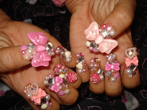 Tacky, Wacky or Cool? Questionable Nails... (5/6)