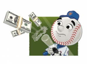 Image result for the mets won't spend