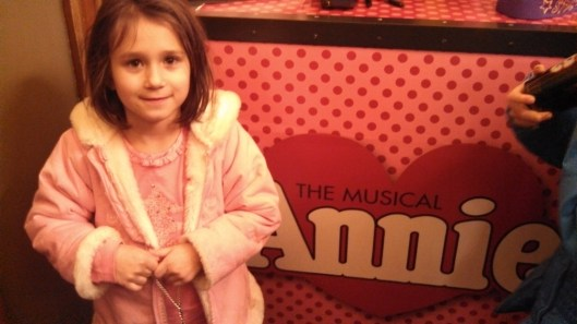 Annie the Musical