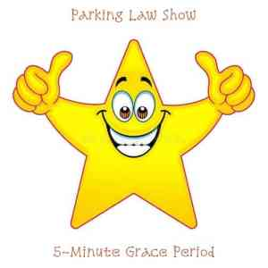 parking law notice