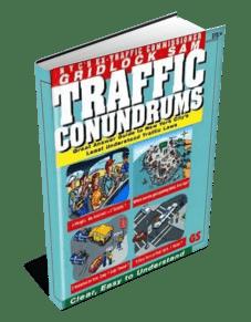 "Gridlock Sam's ""Traffic Conundrums""Book"