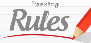 Parking Rules you should know about