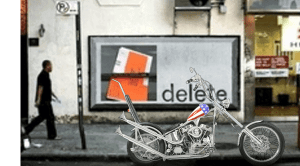 how to park a motorcycle in NYC and avoid a nyc parking ticket