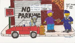 What is The Parking Ticket Reclamation Project in NYC?