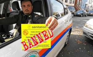 ASP stickers banned by NYC Council