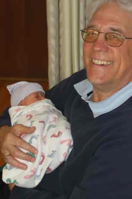 My wonderful granddaughter