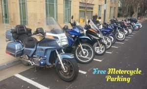 Who else wants Free Motorcycle Parking in New York City?