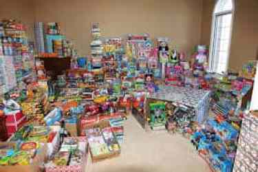 parking tickets contributed to the Boston toy drive