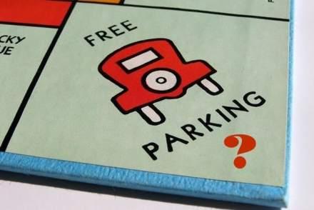 Is parking really free at a broken muni-meter?