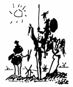 What can Don Quixote Teach you about Fighting an NYC Parking Ticket?