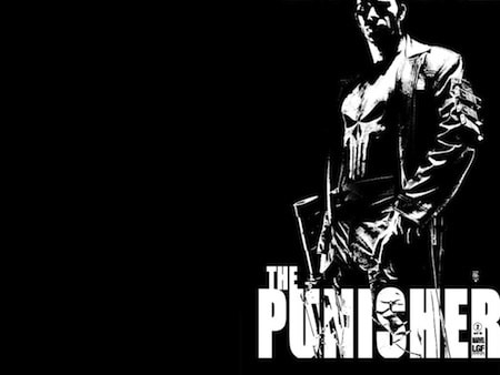 The Punisher will beat your parking tickets