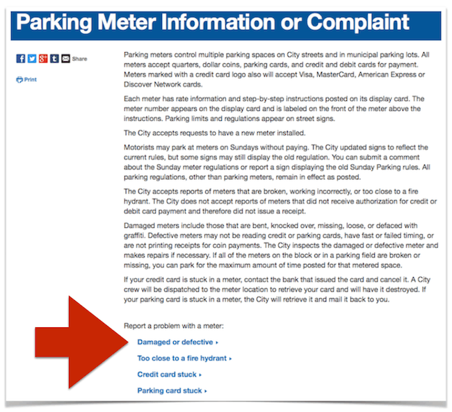 This 311 NYC gov webpate contains detailed information about parking