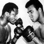 This is an image of Frazier and Ali getting ready for a fight just like we fight your NYC parking tickets