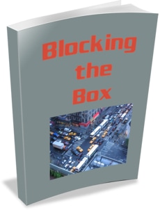 "This image is the ecover for Ebook entitle, ""Blocking the Box"""