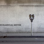 NYPT-parking meter-last mechanical parking meter-2