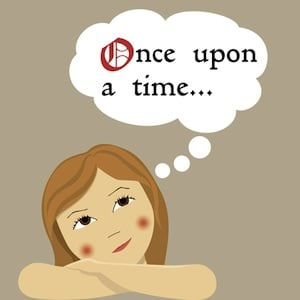 Parking ticket bedtime story starts with once upon a time...