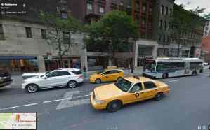 Don't get a NYC bus stop parking ticket