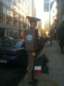 NYC muni-meter