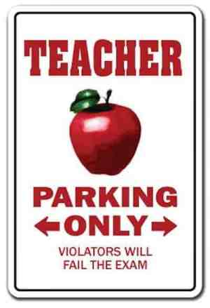 Is there sufficient parking for teachers in NYC?