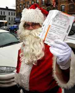 How to Avoid an NYC Parking Ticket During the Holiday Season