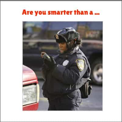 Are you smarter than a NYC parking tickets warrior?